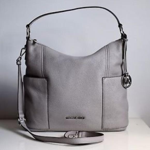 adf8a3a7e982 Michael Kors Anita Lg Convertible Shoulder Bag